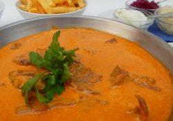 Lækker og appetitvækkende mad ud af huset i Sønderborg