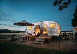 Hvorfor leje en campingvogn?